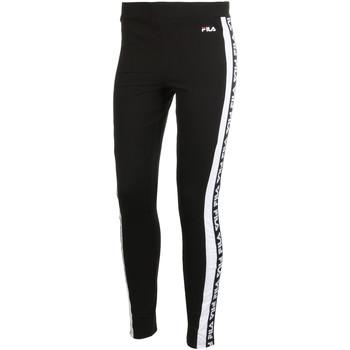 Vêtements Femme Leggings Fila 687690 Noir