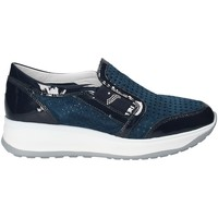 Chaussures Femme Slip ons Susimoda 4782 Bleu