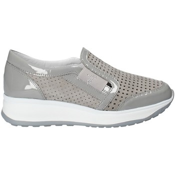 Chaussures Femme Slip ons Susimoda 4782 Gris