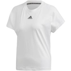 Vêtements Femme T-shirts manches courtes adidas Originals FL4167 Blanc