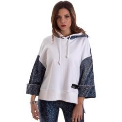 Vêtements Femme Sweats Versace B6HVB791SN900904 Blanc