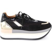 Chaussures Femme Baskets basses Grace Shoes 331033 Noir
