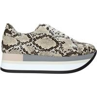 Chaussures Femme Baskets basses Grace Shoes 331001 Beige