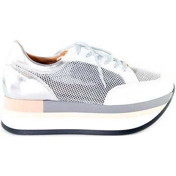 Chaussures Femme Baskets basses Grace Shoes 331009 Argent