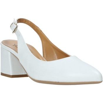 Chaussures Femme Escarpins Grace Shoes 774016 Blanc