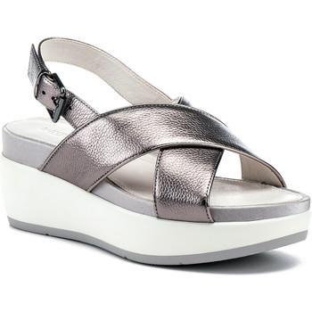 Chaussures Femme Sandales et Nu-pieds Lumberjack SW27006 009 O16 Argent