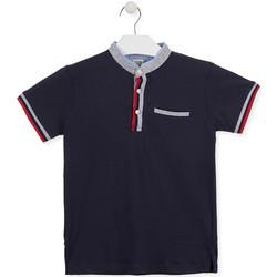 Vêtements Garçon Polos manches courtes Losan 013-1791AL Bleu