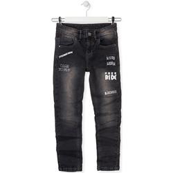 Vêtements Enfant Jeans slim Losan 013-9005AL Gris