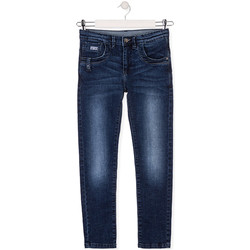 Vêtements Enfant Jeans slim Losan 013-9010AL Bleu