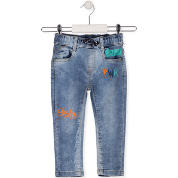 Vêtements Enfant Jeans slim Losan 015-6022AL Bleu