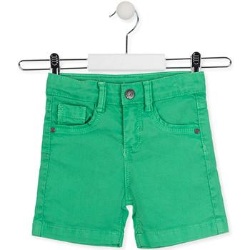 Vêtements Enfant Shorts / Bermudas Losan 015-9009AL Vert