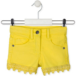 Vêtements Enfant Shorts / Bermudas Losan 016-9001AL Jaune
