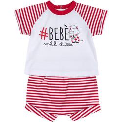 Vêtements Garçon Ensembles enfant Chicco 09076364000000 Blanc