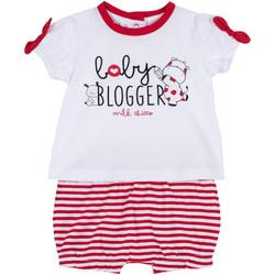 Vêtements Fille Ensembles enfant Chicco 09076365000000 Blanc