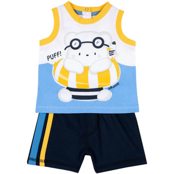 Vêtements Garçon Ensembles enfant Chicco 09076376000000 Bleu