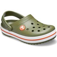 Chaussures Enfant Sabots Crocs 204537 Vert