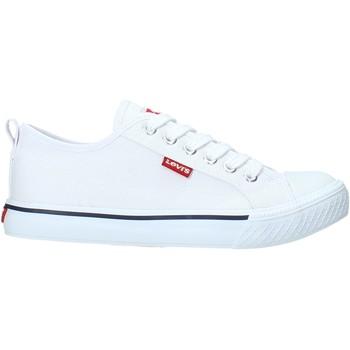 Chaussures Enfant Baskets basses Levi's VORI0006T Blanc