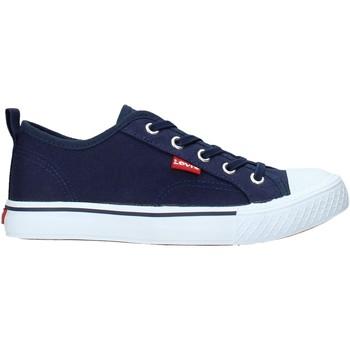 Chaussures Enfant Baskets basses Levi's VORI0005T Bleu