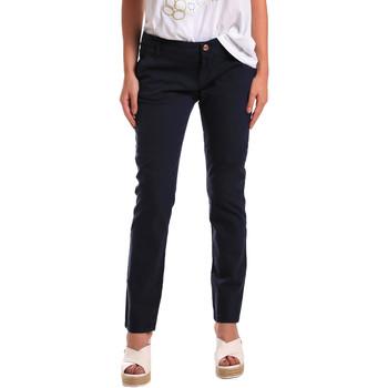 Vêtements Femme Chinos / Carrots Gaudi 811BD25009 Bleu