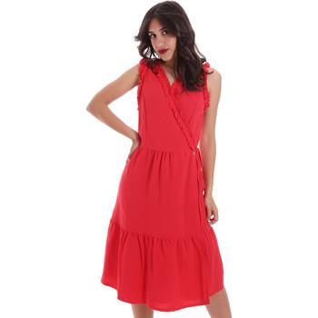 Vêtements Femme Robes courtes Gaudi 011BD15037 Rouge