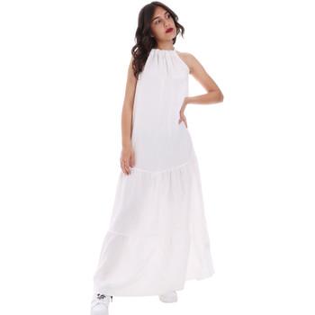 Vêtements Femme Robes longues Gaudi 011FD15073 Blanc