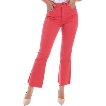 Vêtements Femme Jeans bootcut Gaudi 011BD25017 Rouge