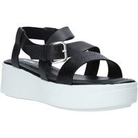 Chaussures Femme Sandales et Nu-pieds Impronte IL01524A Noir