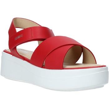 Chaussures Femme Sandales et Nu-pieds Impronte IL01526A Rouge