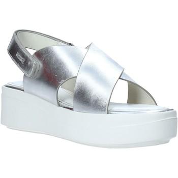 Chaussures Femme Sandales et Nu-pieds Impronte IL01529A Argent