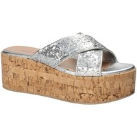 Chaussures Femme Mules Fornarina PE18RO2916 Gris