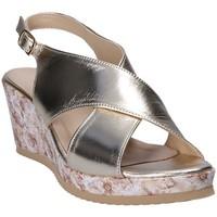 Chaussures Femme Sandales et Nu-pieds Grace Shoes ZB 039 Jaune