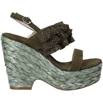 Chaussures Femme Sandales et Nu-pieds Alma En Pena V18350 Vert