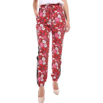 Vêtements Femme Pantalons fluides / Sarouels Gaudi 011BD25032 Rouge