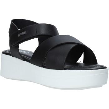 Chaussures Femme Sandales et Nu-pieds Impronte IL01526A Noir