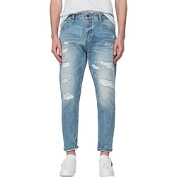 Vêtements Homme Jeans slim Antony Morato MMDT00226 FA700111 Bleu