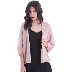 Vêtements Femme Gilets / Cardigans Gaudi 011FD53010 Rose