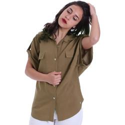 Vêtements Femme Chemises / Chemisiers Gaudi 011BD45030 Vert