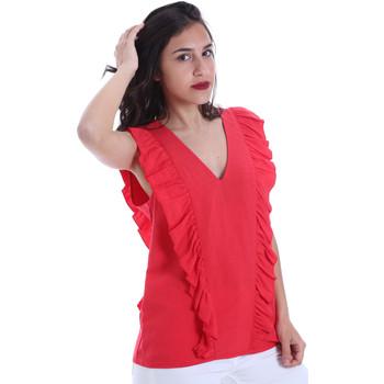 Vêtements Femme Tops / Blouses Gaudi 011BD45031 Rouge