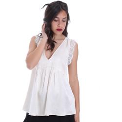 Vêtements Femme Tops / Blouses Gaudi 011FD45026 Beige