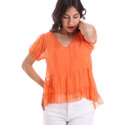 Vêtements Femme Tops / Blouses Gaudi 011BD45034 Orange
