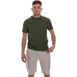 Vêtements Homme T-shirts manches courtes Sseinse ME1548SS Vert