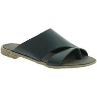 Chaussures Femme Mules 18+ 6120 Noir