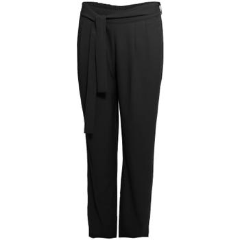 Vêtements Femme Pantalons fluides / Sarouels Smash S1829415 Noir