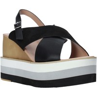 Chaussures Femme Sandales et Nu-pieds Onyx S20-SOX758 Noir