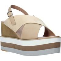 Chaussures Femme Sandales et Nu-pieds Onyx S20-SOX758 Beige