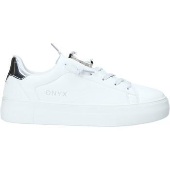 Chaussures Femme Baskets basses Onyx S20-SOX701 Argent