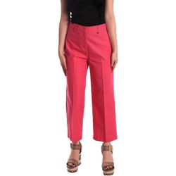 Vêtements Femme Chinos / Carrots Pepe jeans PL211023 Rose