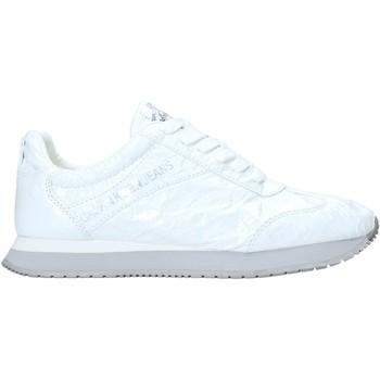 Chaussures Femme Baskets basses Calvin Klein Jeans R7806 Blanc