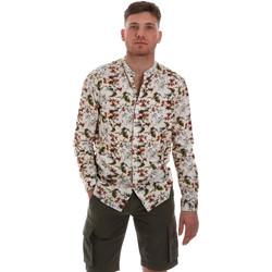 Vêtements Homme Chemises manches longues Sseinse CE526SS Beige