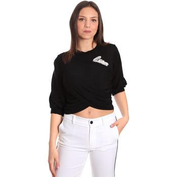 Vêtements Femme Tops / Blouses Denny Rose 811DD50011 Noir
